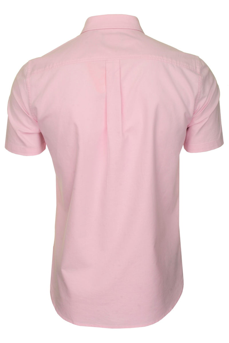 Superdry Mens Shirt 'University Oxford', 03, M4010009A, #colour_City Pink