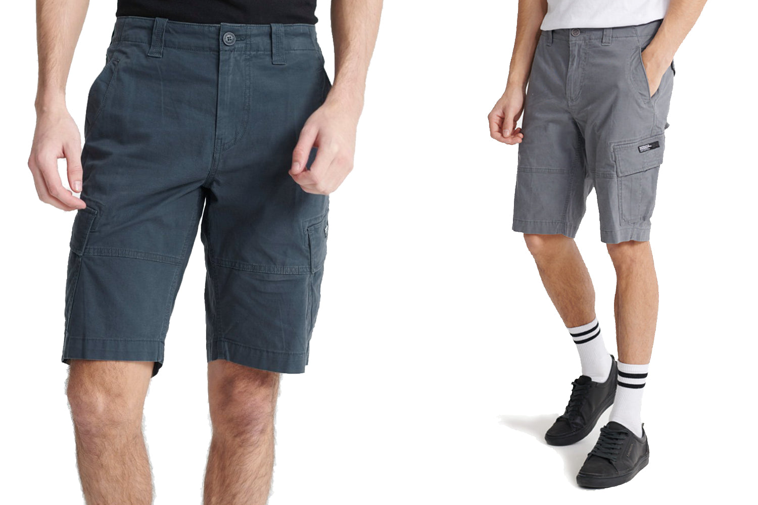 Superdry Mens Shorts 'Core Cargo Shorts'-Main Image