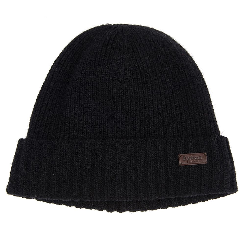 Barbour Mens Carlton Beanie Hat_01_Mha0449