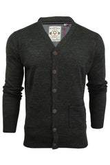 Mens Cardigan Button Through  by Brave Soul-2