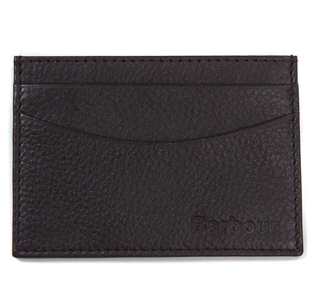 Barbour Men's Amble Leather Credit Card Holder Wallet_01_Mlg0006