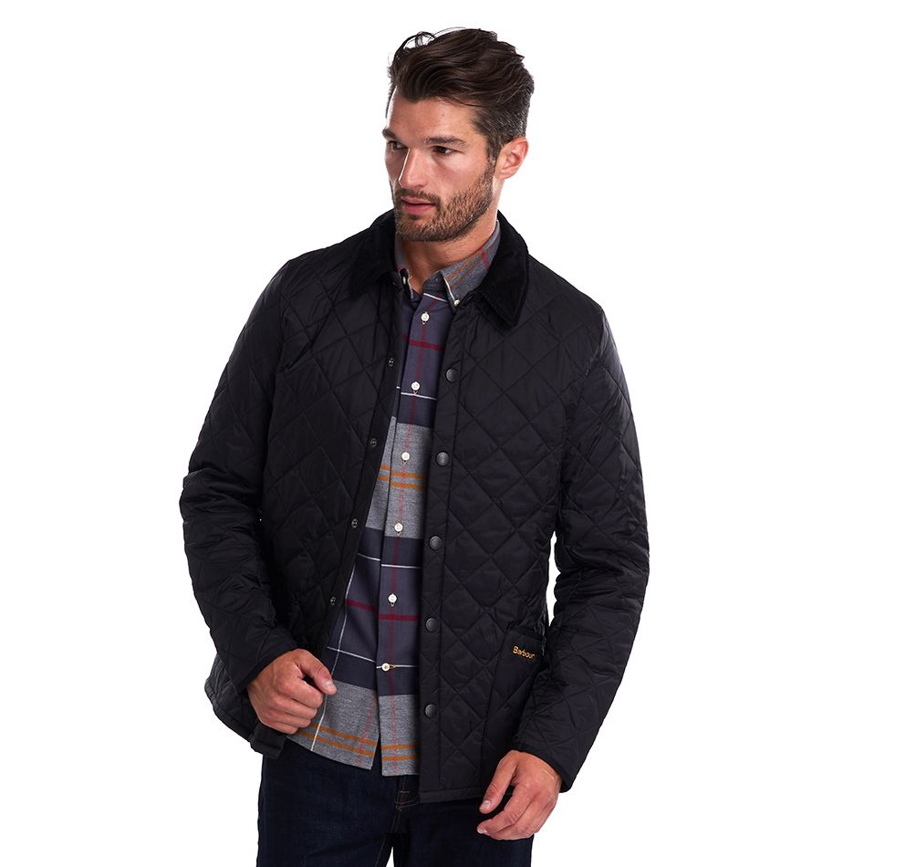 Barbour Men's Heritage Liddesdale Quilted Jacket_01_Mqu0240