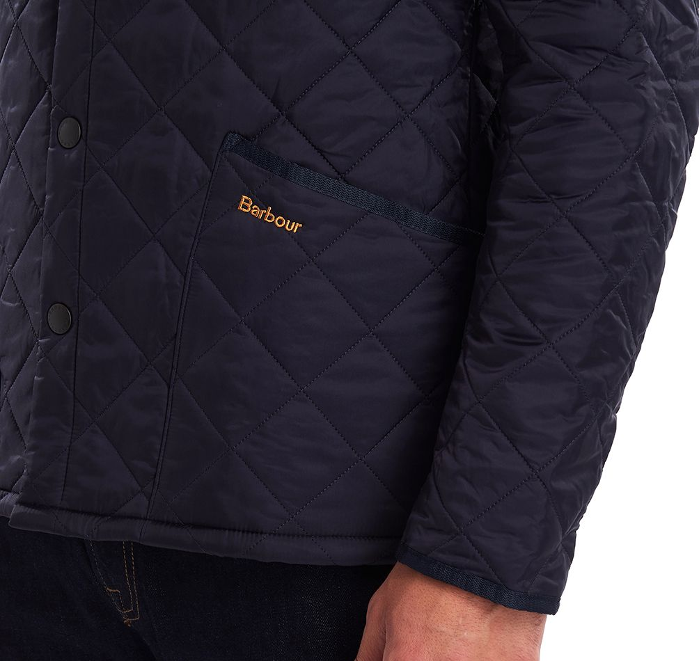 Barbour Men's Heritage Liddesdale Quilted Jacket_06_Mqu0240_Navy