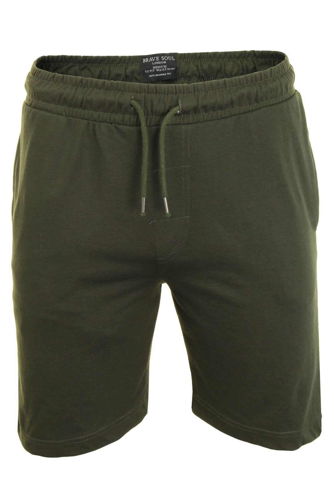 Summer Shorts by Brave Soul 'Barker' Sports Training Jogger Gym Pants-Main Image