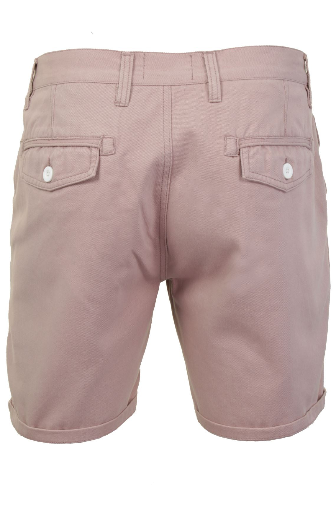 Mens Chino Short by Brave Soul 'Smith' Cotton Twill-3
