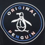 Original Penguin Mens Large Logo T-Shirt, 02, Opks0701, #colour_Dark Sapphire