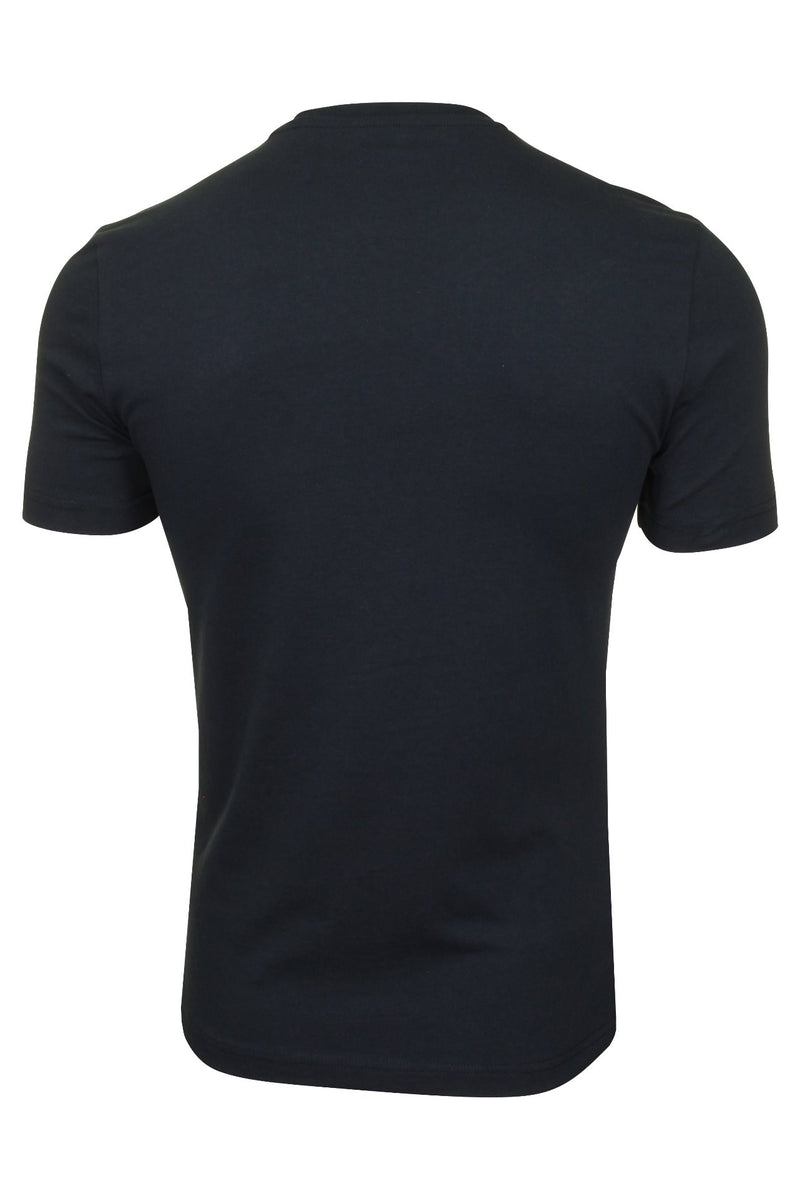 Original Penguin Mens Large Logo T-Shirt, 03, Opks0701, #colour_Dark Sapphire