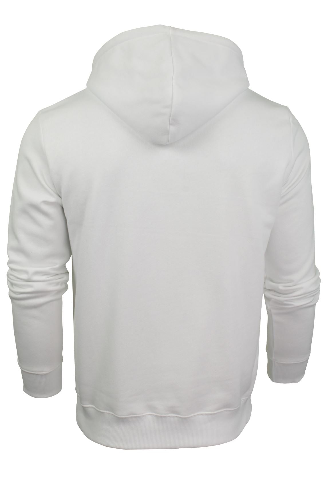 Mens Overhead Hoodie by Merc London 'Pill'_02_1804219_Pill_White