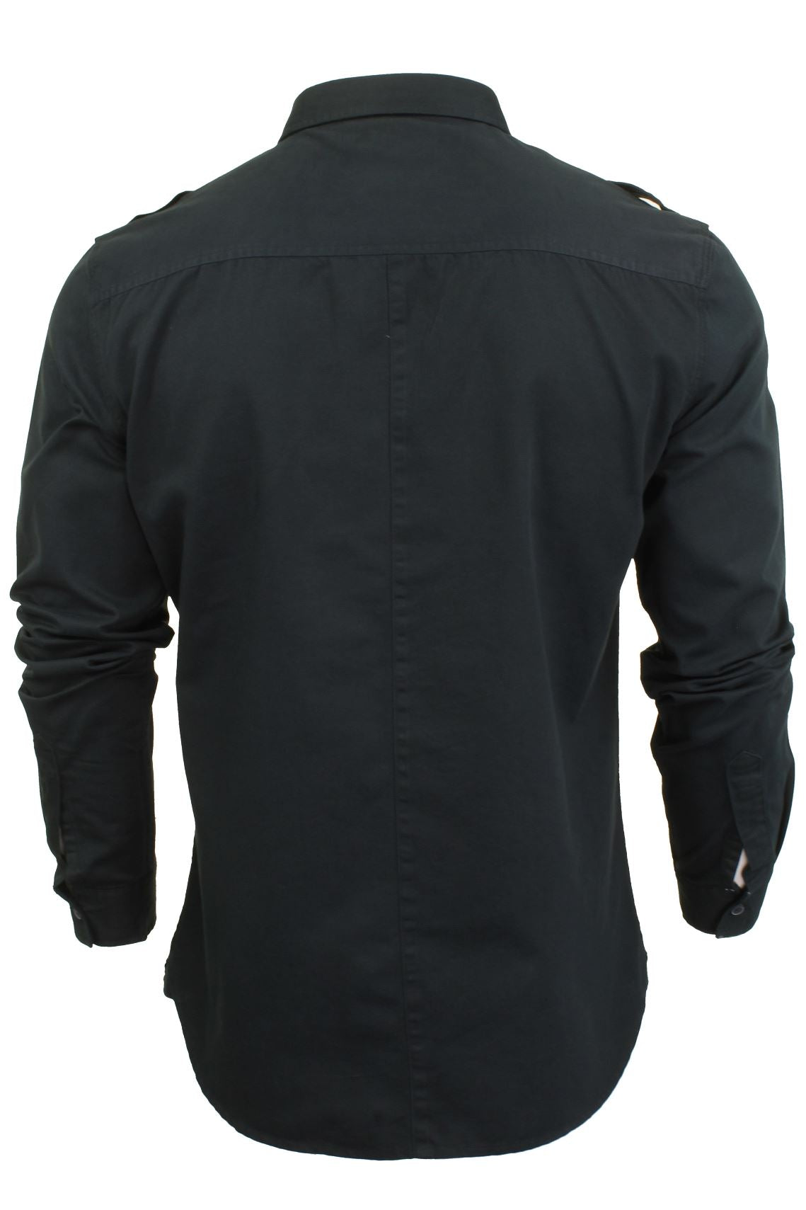 Mens Shirt by Firetrap 'Pittson' Long Sleeved-3