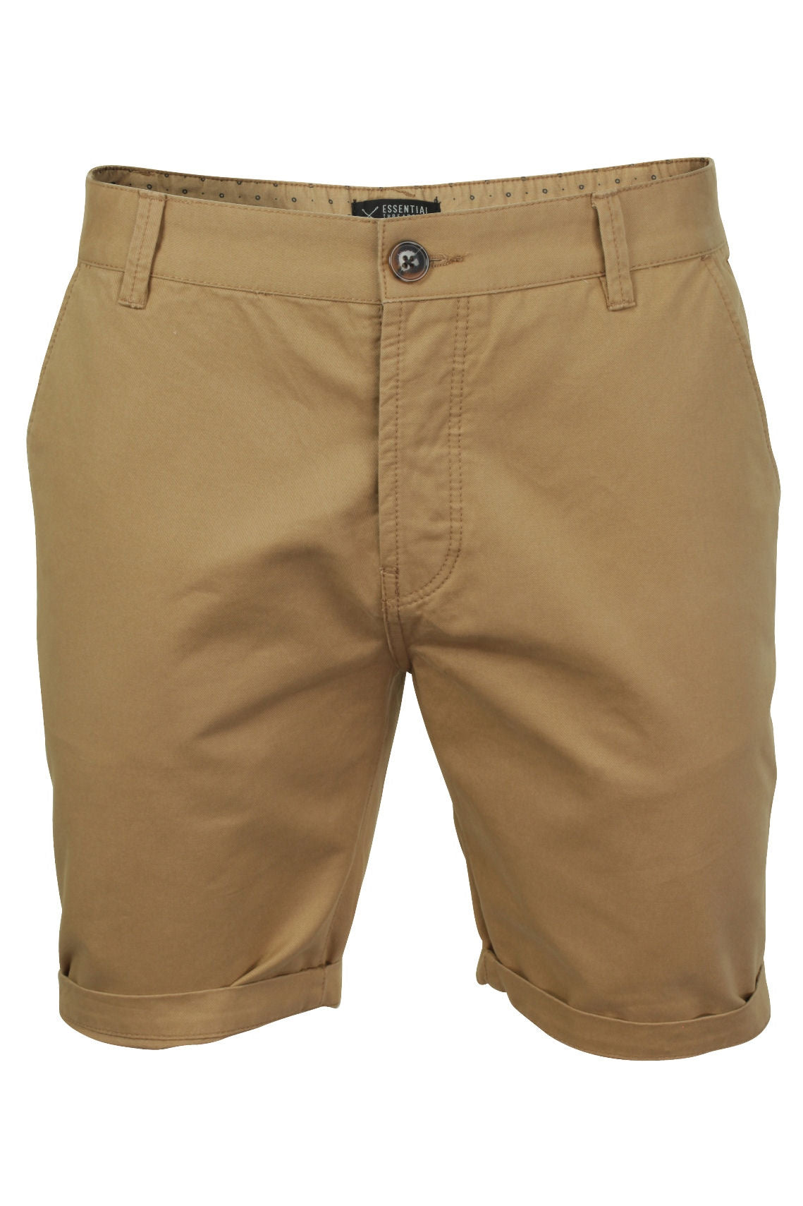Mens Classic Chino Shorts by Threadbare-Main Image