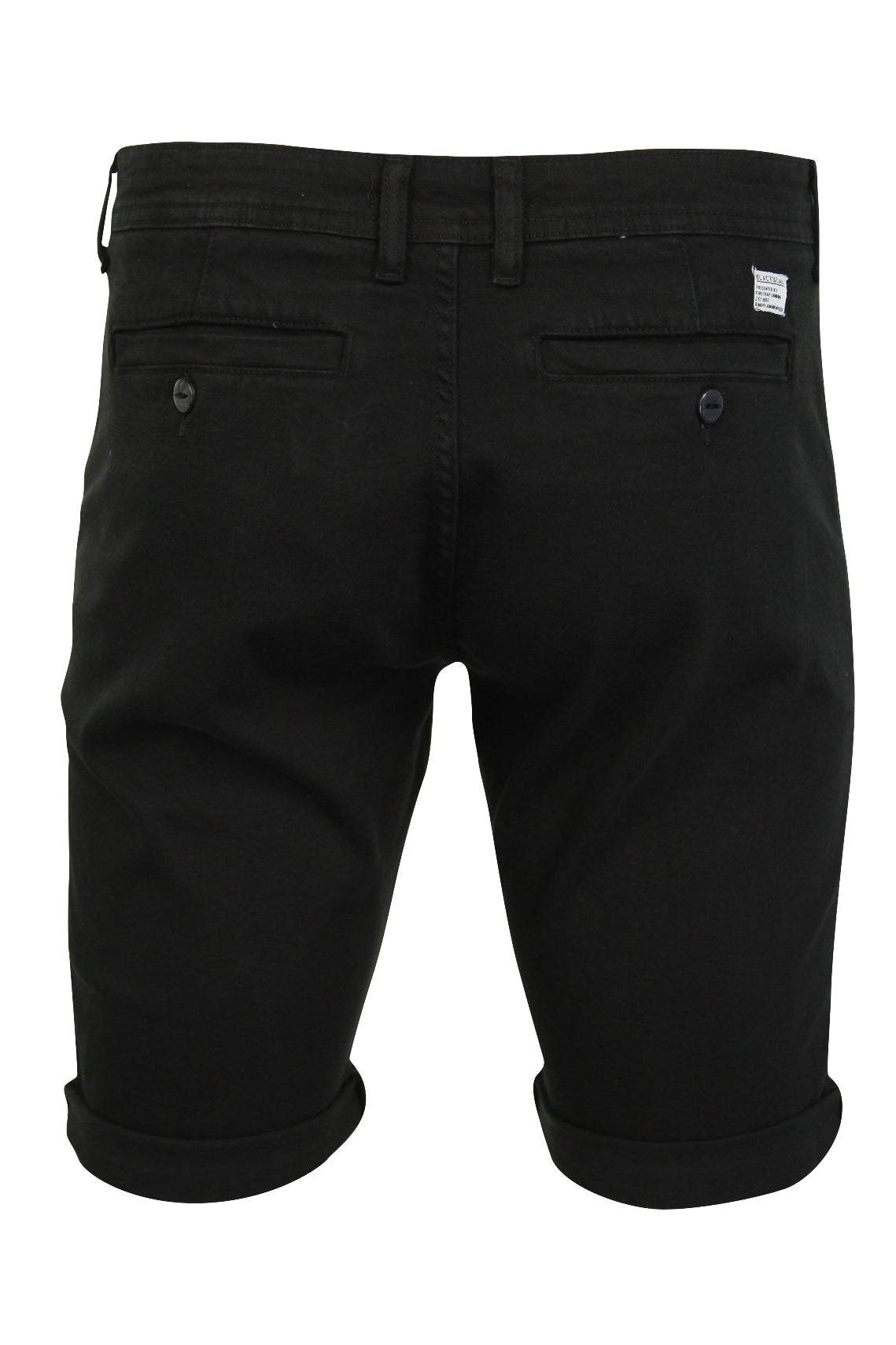 Mens Chino Shorts by Firetrap 'Solvay' Cotton Twill-2