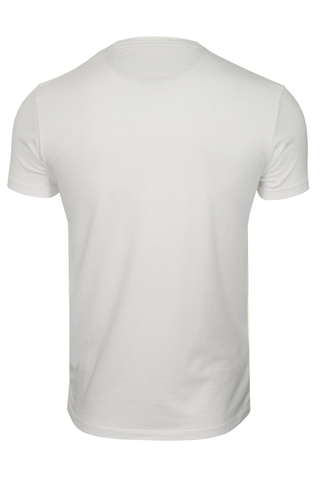 Timberland Mens Crew Neck T-Shirt 'Dunstan River Jersey Crew' - Short Sleeved_03_Tb0A2Bpr_White