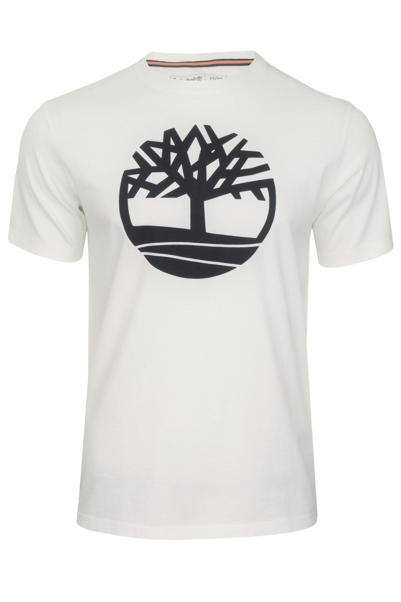 Timberland 'Kennebec River Tree Logo' T-Shirt - Short Sleeved_01_Tb0A2C2R_White
