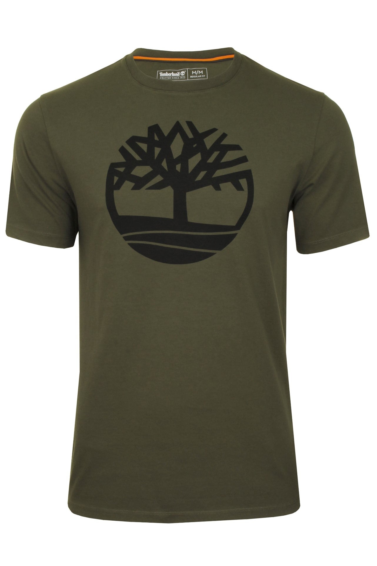 Timberland 'Kennebec River Tree Logo' T-Shirt - Short Sleeved_02_Tb0A2C2R