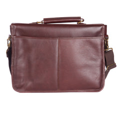 Barbour Leather Briefcase_02_Uba0011_Dk Brown
