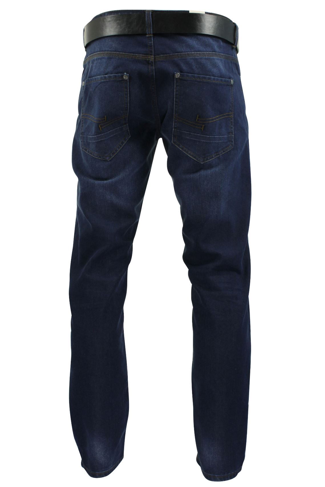 Mens Jeans by Crosshatch 'Wayne' Slim Fit-3