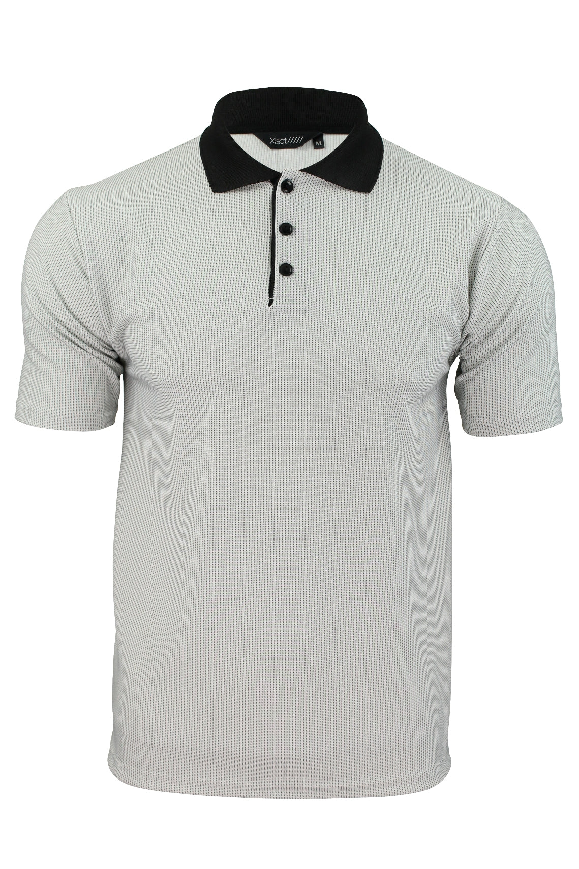 Mens Polo Shirt by Xact Clothing Short Sleeved-Main Image