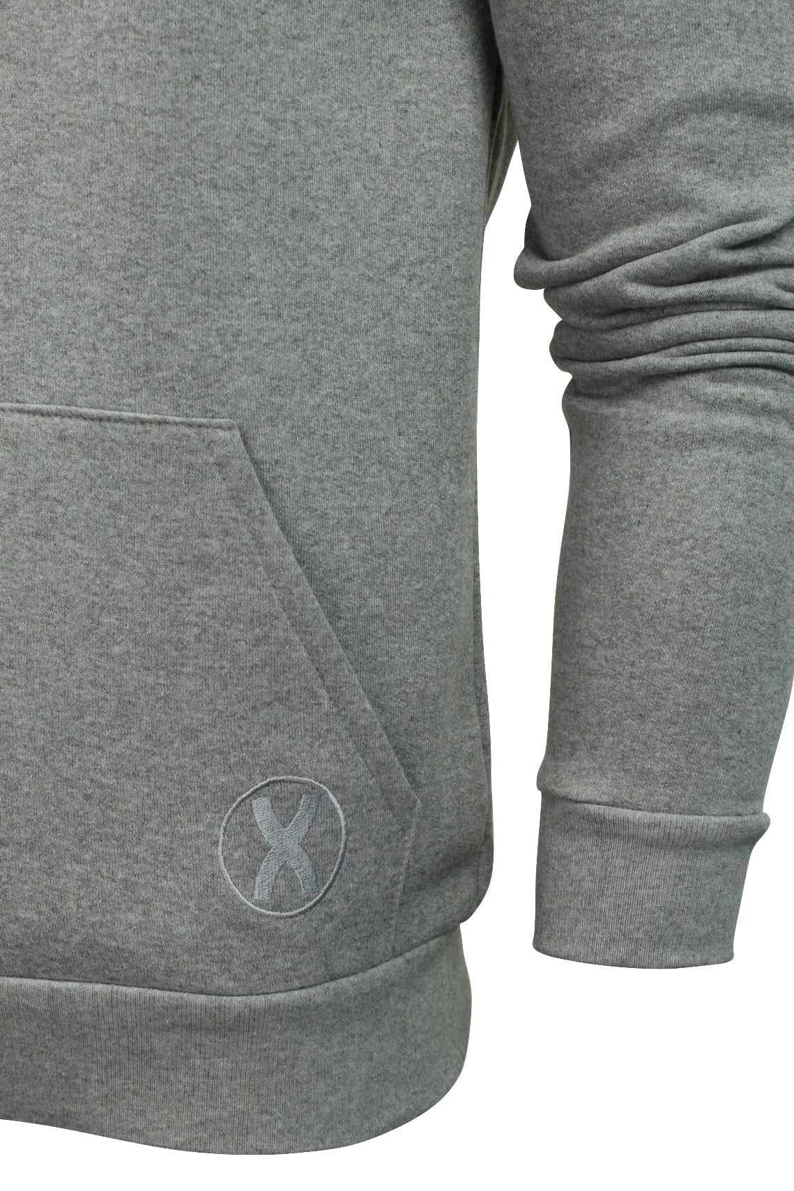 Mens Hoodie Sweat-Top by Xact Clothing Made in England-2