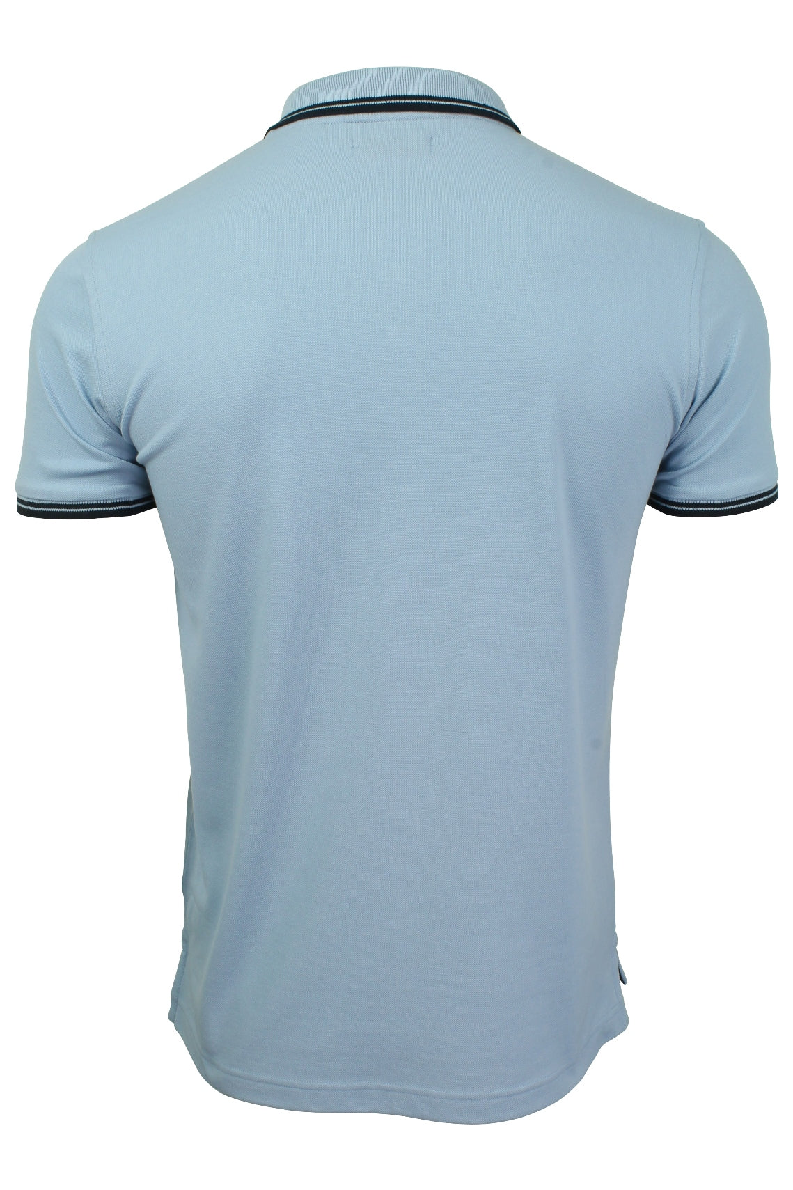 Xact Mens Hero Polo T-Shirt Short Sleeved Tipped collar Pique Fabric-3
