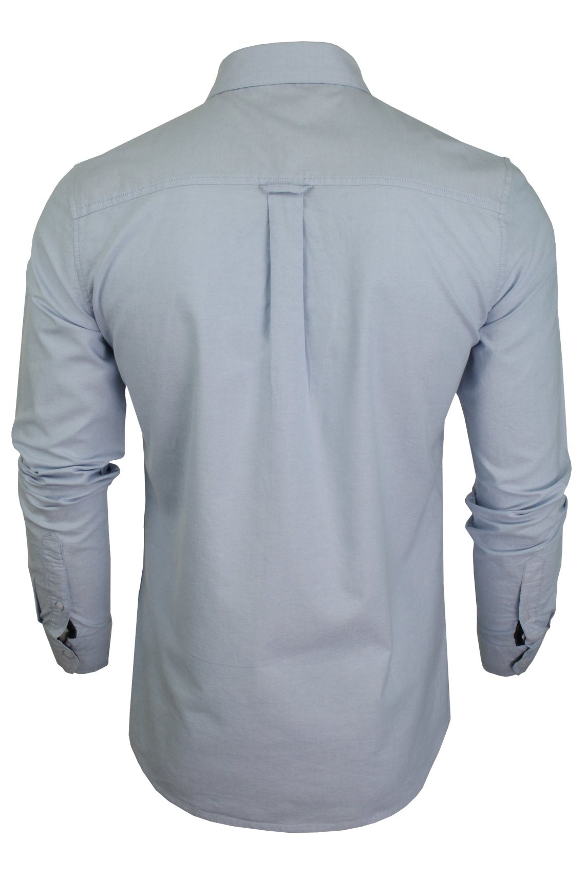 Xact  Long Sleeved Oxford Shirt-3