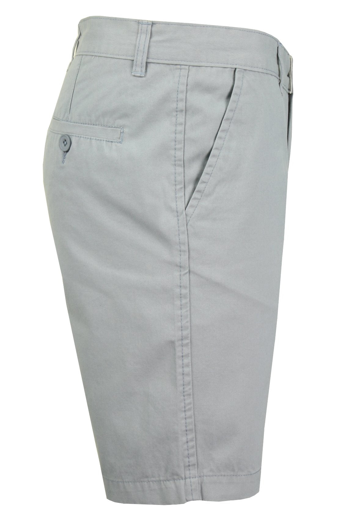 Xact Chino Shorts Mens Soft Feel Cotton Fashion Garment-2