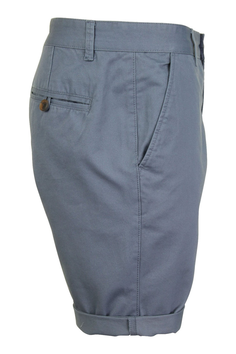 Mens Twill Chino Shorts by Xact, 02, Xsrt1028, #colour_Powder Blue