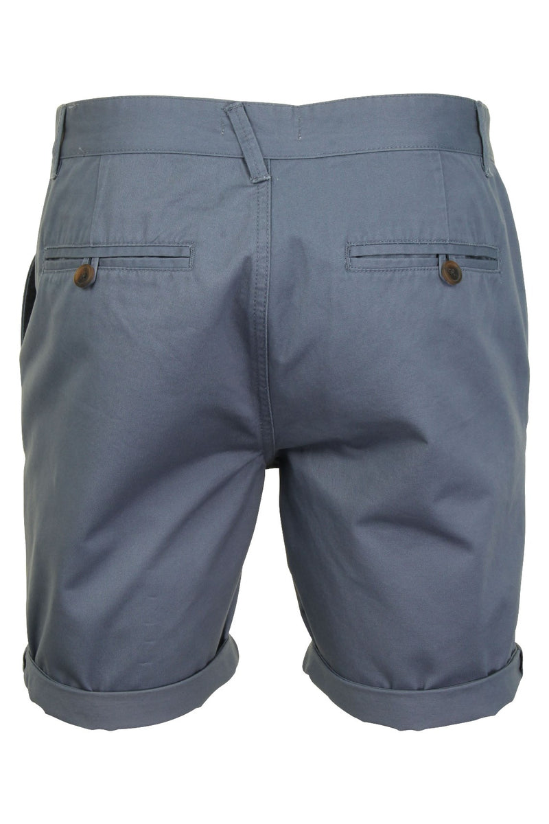 Mens Twill Chino Shorts by Xact, 03, Xsrt1028, #colour_Powder Blue