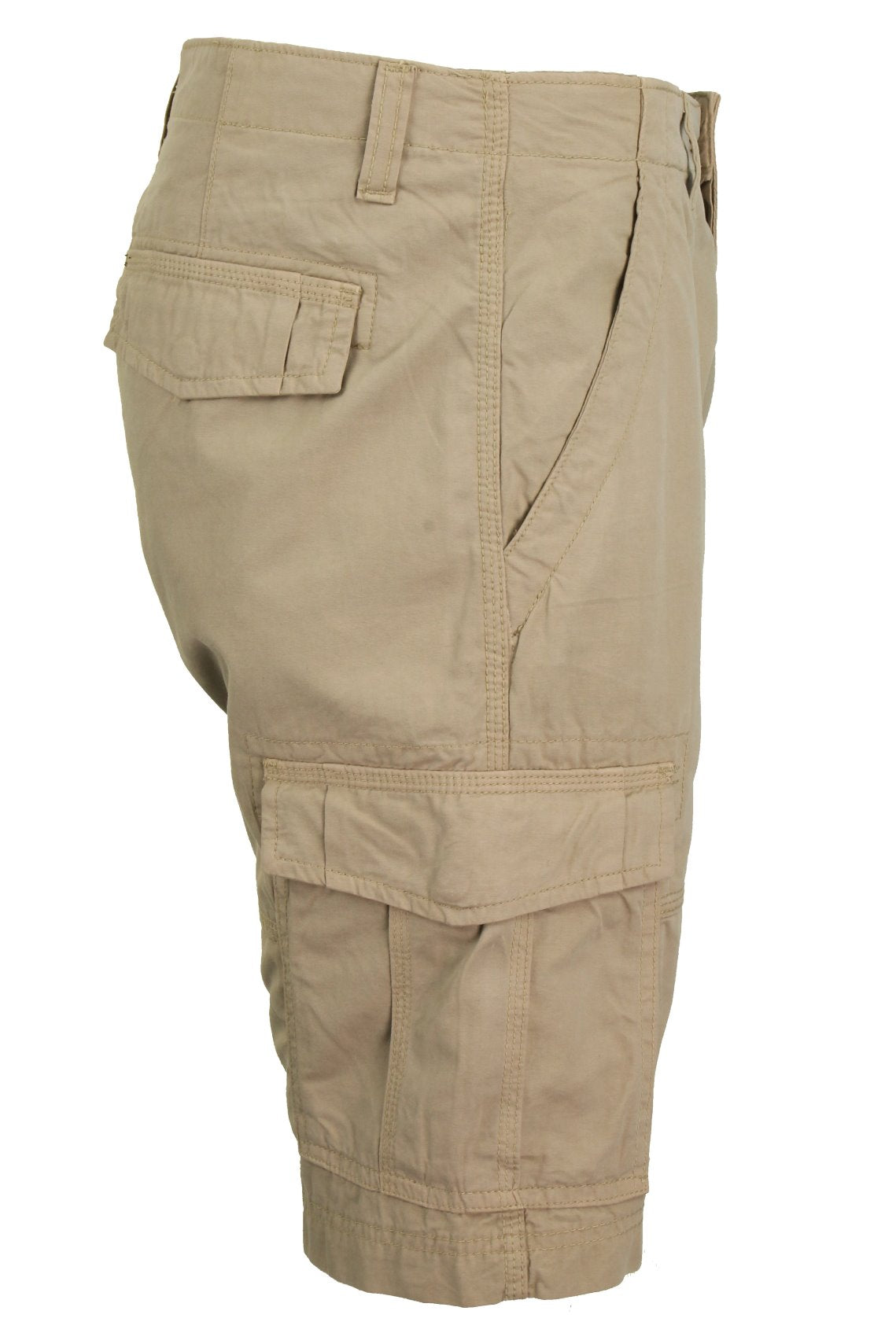 Mens Canvas Cargo Shorts by Xact-2