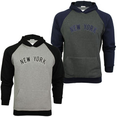 Xact Mens Overhead Hoodie 'New York'-Main Image