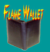 Hot Fire Wallet w/ Magnet