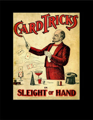 CARD TRICKS Magic Set
