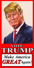 Trump Magnet - Our newest magnet!