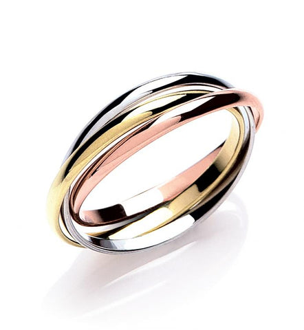 Gold Russian Wedding Rings