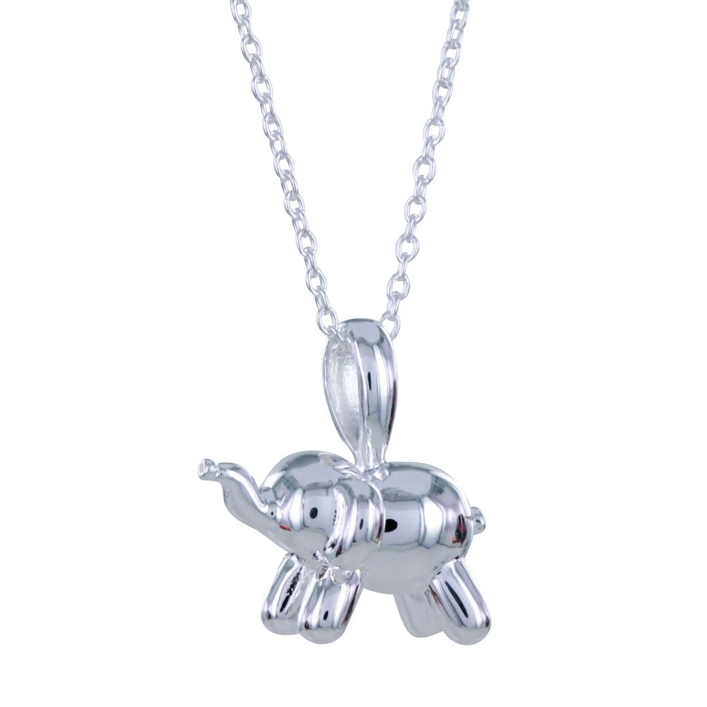 Balloon Elephant Necklace