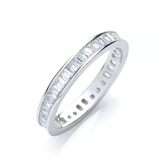Fine Full Eternity Ring