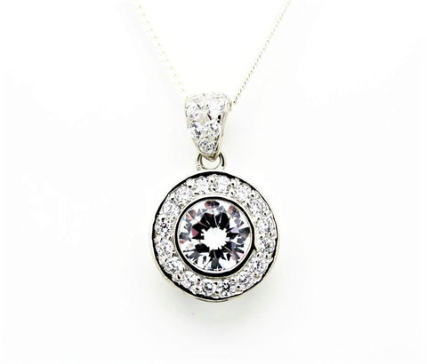 "Chic ""Diamond"" Necklace"
