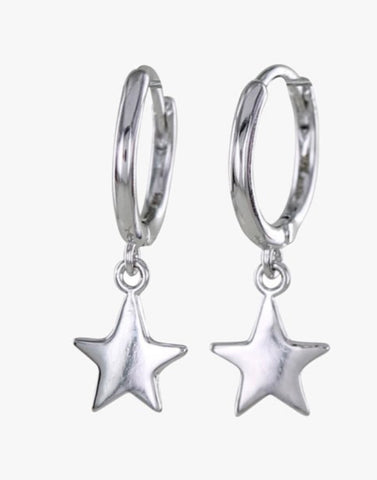 Silver Star Sleeper Hoops