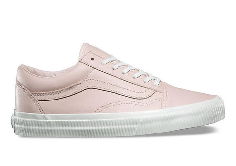 VANS - OLD SKOOL PINK EMBOSSED/SIDEWALL (Exclusive) - Sneakerstore
