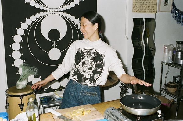 In The Kitchen with Kiki Kudo