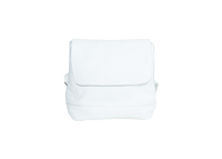 Small Room Backpack in White - CLYDE
