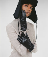 Shearling Wrist Glove - CLYDE