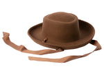 Gambler Hat in Field Brown
