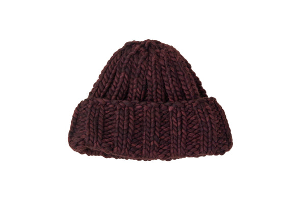 Fold Hat in Russet - CLYDE