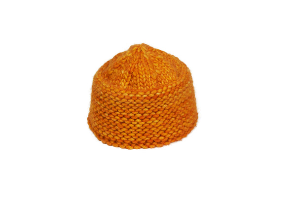 Knit Cossack in Marigold
