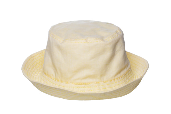 Ebi Bucket Hat in Yellow - CLYDE