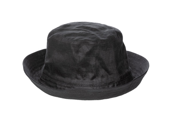 Ebi Bucket Hat in Black - CLYDE