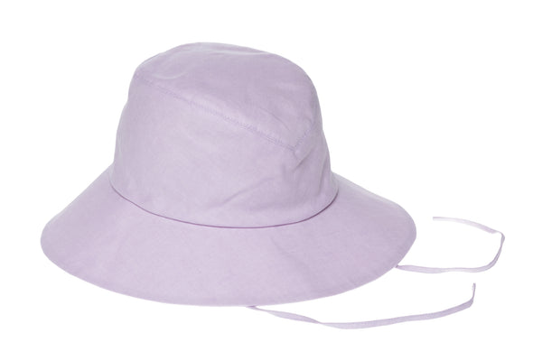 Fisherman Hat in Lilac - CLYDE