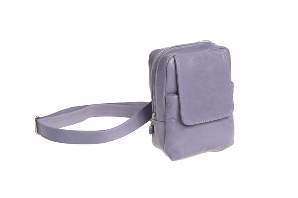 Chest Pouch in Lilac