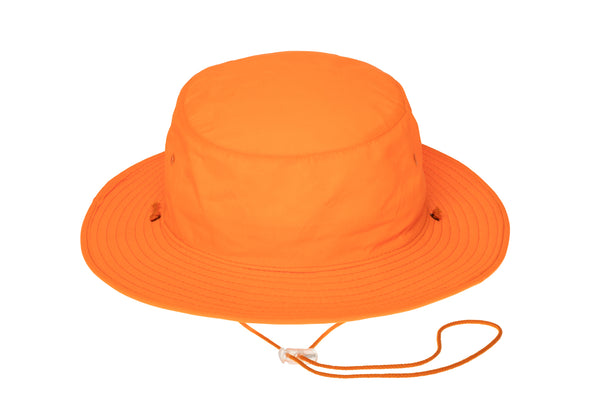 Trail Hat in Orange Fluro - CLYDE