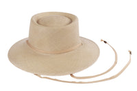 Telescope Hat in Putty w. Drawstring - CLYDE